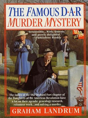 cover image of The Famous Dar Murder Mystery